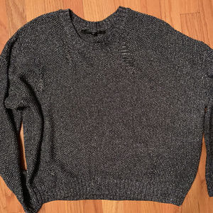 Guess Oversized Shimmer Sweater